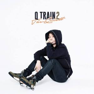 "Album art for The Quiett's album ""The Q Train 2"""