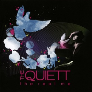 "Album art for The Quiett's album ""The Real Me"""