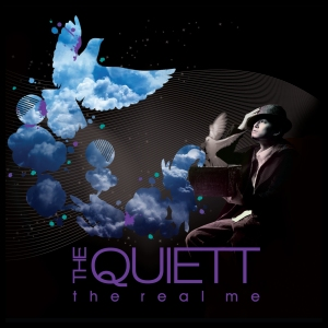 "Album art for The Quiett's album ""The Real Me (Remastered)"""