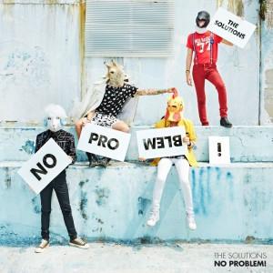 "Album art for The Solutions's album ""No Problem!"""