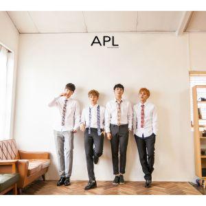 """Album art for APL's album """"These Killings"""""""