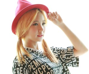 """Baba's Hyoa """"Catch Me"""" promotional picture."""