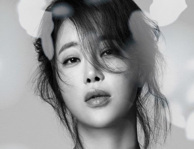 "Baek Ji Young's ""No Direction"" promotional picture."