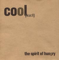 "Album art for Cool's album ""The Spirit Of Hungry"""