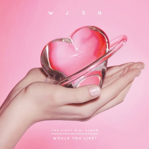"Album art for Cosmic Girls [WJSN]'s album ""Would You Like"""