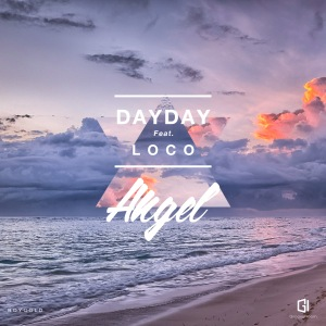"Album art for Day Day / David Kim's album ""Angel"""