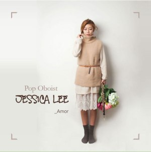 "Album art for Jessica Lee (A.Some)'s album ""_Amor"""