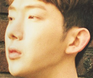"Jo Kwon's ""Cross Walk"" promotional picture."
