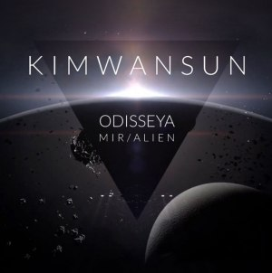 "Album art for Kim Wan Sun's album ""Odisseya"""