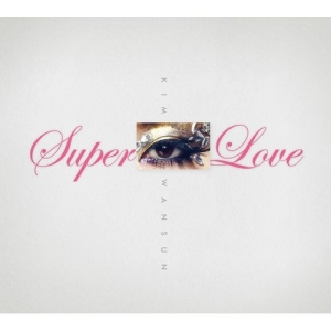 "Album art for Kim Wan Sun's album ""Super Love"""