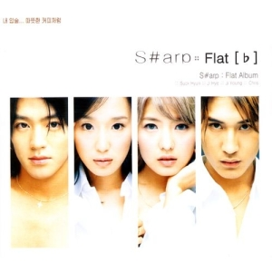 "Album art for S#arp's album ""Flat [b]"""
