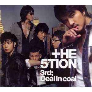 "Album art for 5tion's album ""Deal In Coal"""