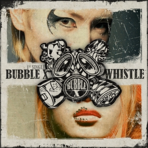 "Album art for Bubble X's album ""Whisper"""
