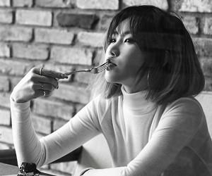 "Fiestar's Ye Ji ""A Delicate Sense"" promotional picture."