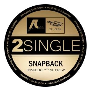 "Album art for In&Choo's album ""Snapback"""