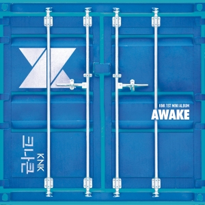 "Album art for KNK's album ""Awake"""