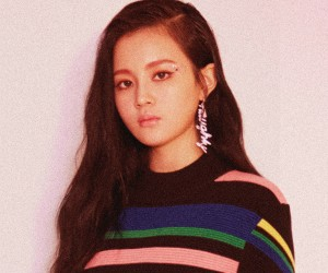 "Lee Hi's ""Seoulite"" promotional picture."