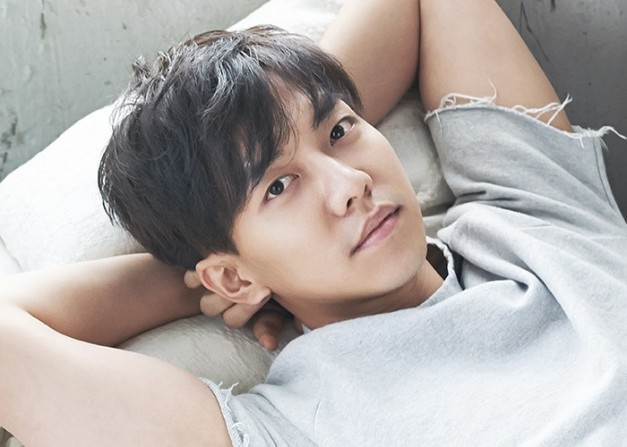 "Lee Seung Gi's ""Meet Someone Like Me"" promotional picture."