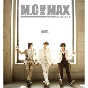 "Album art for M.C The Max's album ""Returns"""