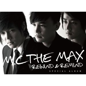 "Album art for M.C. The Max's album ""Rewind & Remind"""