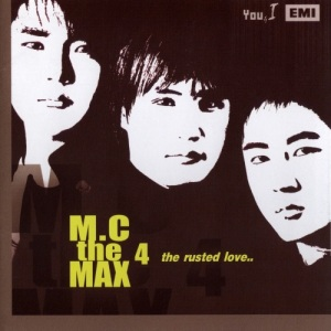 "Album art for M.C. The Max's album ""The Rusted Love"""