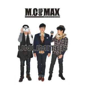 "Album art for M.C. The Max's album ""Unlimited"""