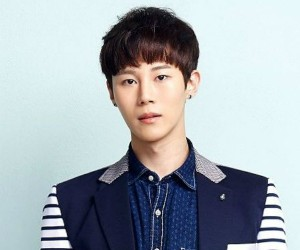 "One.Case's Taebin ""I Hate You"" promotional picture."
