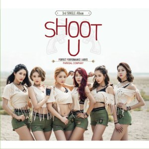 "Album art for PPL's album ""Shoot U"""