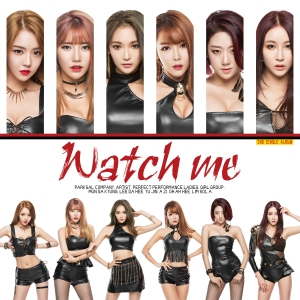 "Album art for PPL's album ""Watch Me"""