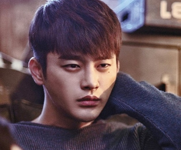 "Seo In Guk's ""Seasons of the Heart"" promotional picture."