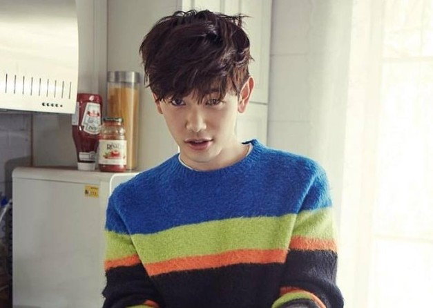 "Eric Nam's ""Interview"" promotional picture."