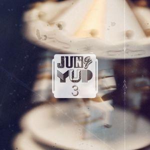 """Album art for Jung Yeob's album """"Merry Go Round"""""""