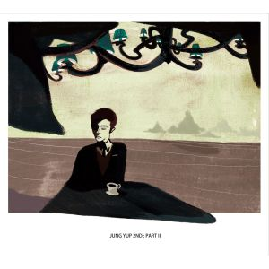 "Album art for Jung Yeob's album ""Part 2: Not Us"""
