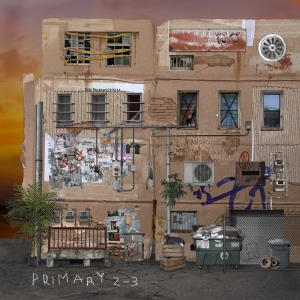 "Album art for Primary's album ""2-3"""