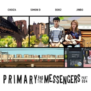 "Album art for Primary's album ""Primary And The Messengers pt 4"""