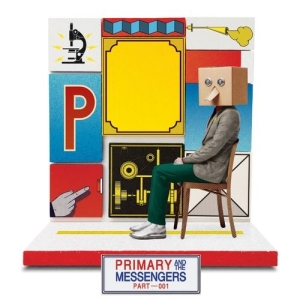 "Album art for Primary's album ""Primary And The Messengers"""