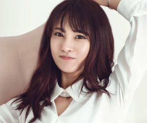 "Various' Hye Bin ""U"" promotional picture."