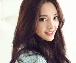 """Various' So Eun """"U"""" promotional picture."""