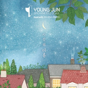 "Album art for Young Jun (Brown Eyed Soul)'s album ""The Start Of Summer"""