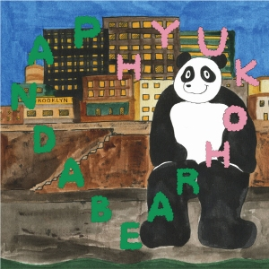"Album art for Hyukoh's album ""Panda Bear"""