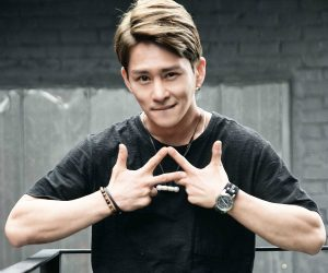 """K2P's Sawoo """"Its Sound"""" promotional picture."""