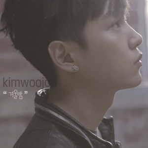 "Album art for Kim Woo Joo's album ""Winter Night"""