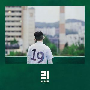 "Album art for MC Gree's album ""19"""