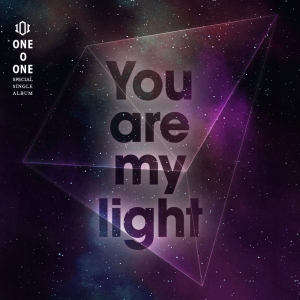 "Album art for One O One's album ""Your Are My Light"""