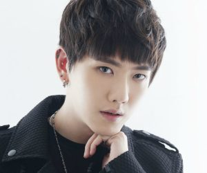 "VAV's Xiao ""Brotherhood"" promotional picture."