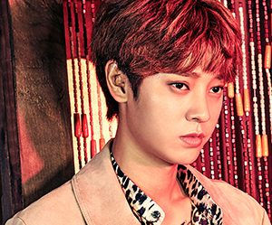 Drug Restaurant's Junyoung promotional picture.