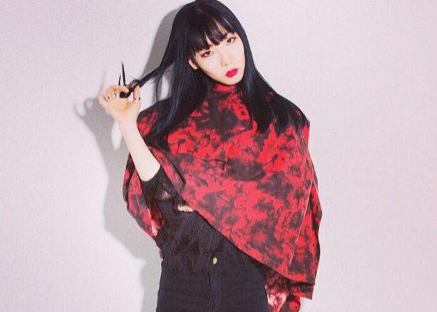 Kinie.K's pre-debut release.
