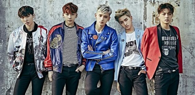 "MAP6's ""Swagger Time"" promotional picture."