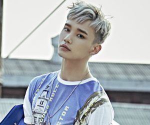 "MAP6's JJun ""Swagger Time"" promotional picture."