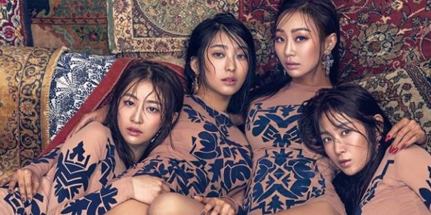 "Sistar's ""I Like It"" promotional picture."